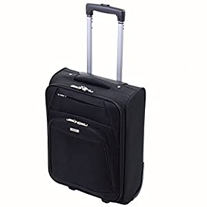 Executive Cabin Approved Lightweight Wheeled Suitcase Trolley Travel Bag