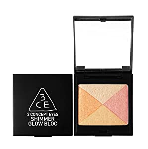 3 Concept Eyes - Shimmer Glow Bloc MULTI