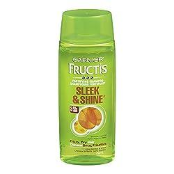 Garnier Fructis Sleek & Shine Fortifying Shampoo 3.0 Fl Oz