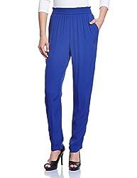 Madame Women's Pants (M1429624_Royal_Medium)