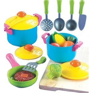 Small World Toys Living - Young Chef Cookware Set from Small World Toys