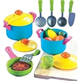 Small World Living Toys Young Chef Cookware Set