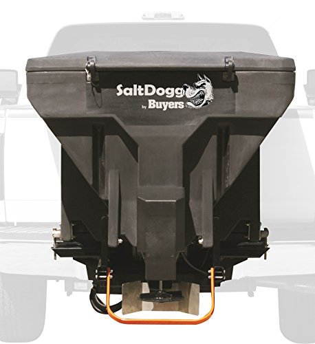 Best Price SaltDogg TGS07 Tailgate Spreader with 200-Pound Vibrator Kit