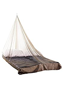 Pyramid Compact Double Mosquito Net - Green