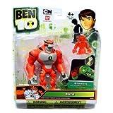 Ben 10 Alien 10cm Action Figure Rath Includes Minifigure For Revolution Ultimatrix