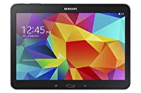 Samsung Galaxy Tab 4 10.1-inch Tablet (Black) - (Quad Core 1.2GHz, 1.5GB RAM, 16GB Storage, Wi-Fi, Bluetooth, 2x Camera, Android 4.4) from Samsung