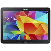 Samsung Galaxy Tab 4 10.1-inch Tablet (Black) - (Quad Core 1.2GHz, 1.5GB RAM, 16GB Storage, Wi-Fi, Bluetooth, 2x Camera, Android 4.4)