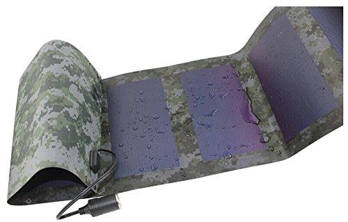 Solar 12v Flexible Foldable 14w 12v Flexible