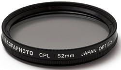 AGFA Polarizing Glass Filter (CPL) 52mm APCPL52