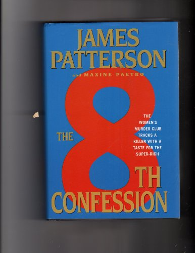 The Eighth Confession: Large Print edition