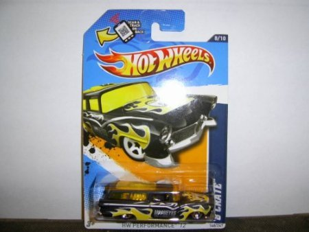 2012 Hot Wheels HW Performance '12 8 Crate 8/10 148/247 'Mooneyes' - 1