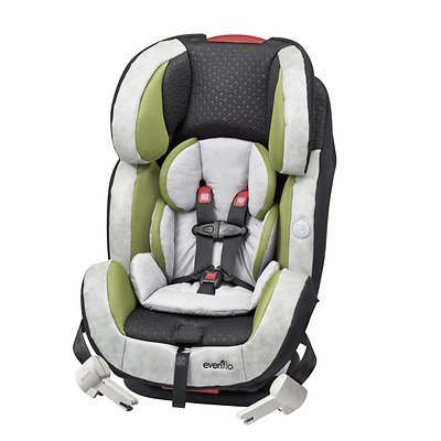 Evenflo Symphony 65 DLX Convertible Car Seat,