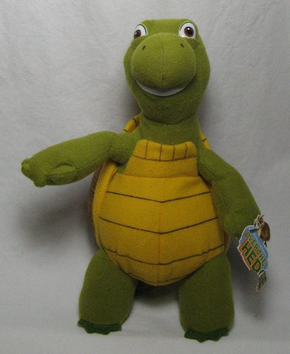 "Verne 10"" Plush Toy from the Movie Over the Hedge - 1"