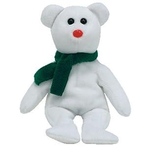 Ty Jingle Beanie Lil' Freezes - Bear (Walgreens Exclusive)