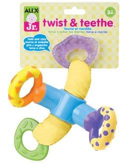 ALEX Toys ALEX Jr. Twist and Teethe Baby Toy - 1
