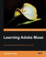 Learning Adobe Muse Front Cover