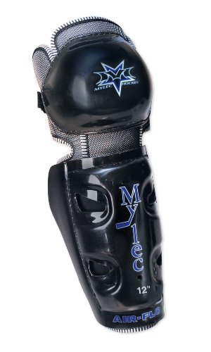 Mylec-10-Inch-DekRoller-Hockey-Shin-Guard-Medium