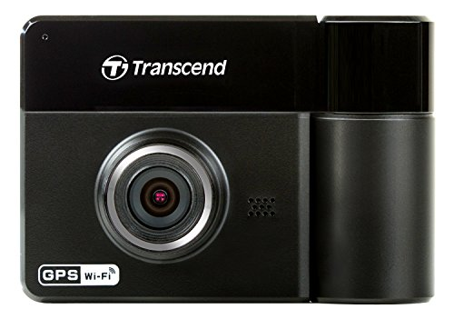 Transcend TS32GDP520M 32GB Drive Pro 520 Car Video Recorder with Suction Mount