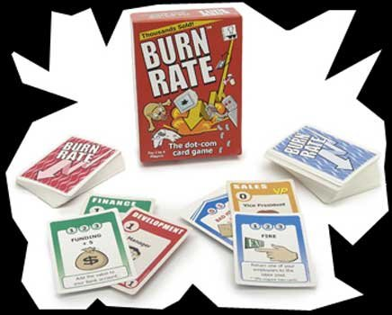 Burn Rate The Dot-Com Card Game - Buy Burn Rate The Dot-Com Card Game - Purchase Burn Rate The Dot-Com Card Game (Cool Studio, Toys & Games,Categories,Games,Card Games,Card Games)