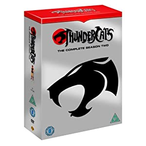 Thundercats Complete on Thundercats  Complete Season 2  Dvd   Amazon Co Uk  Thundercats  Film