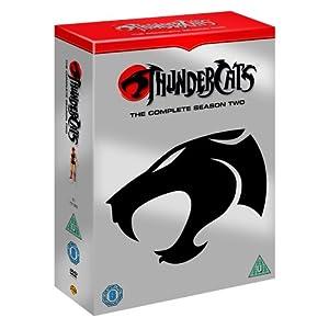 Thundercats Complete  on Thundercats  Complete Season 2  Dvd   Amazon Co Uk  Thundercats  Film