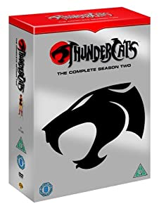 Thundercats: Complete Season 2 [DVD] [2008]