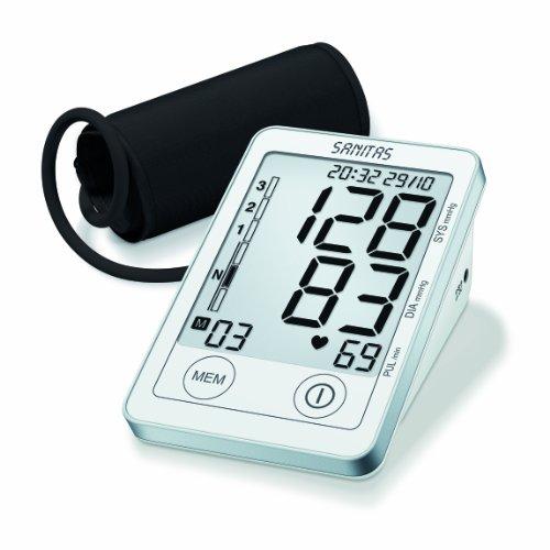 Sanitas SBM 45 Oberarm-Blutdruckmessgerät thumbnail