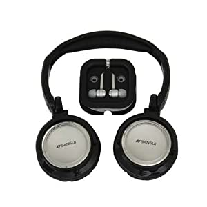 Review and Buying Guide of Cheap  Sansui EF6 Deep Bass Stereo Headphones