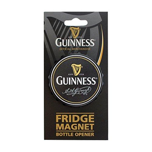 Guinness® Fridge Magnet Bottle Opener (Fridge Bottle Opener compare prices)