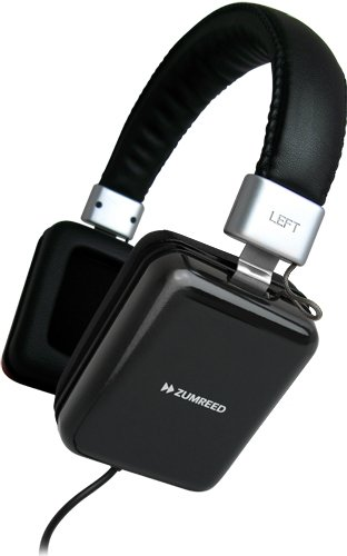Zumreed / Square Headphones, Black