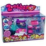 Zoobles ! ARCTANIA SWELL # 127 1 SET