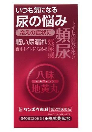 【第2類医薬品】ベルアベトン 240錠