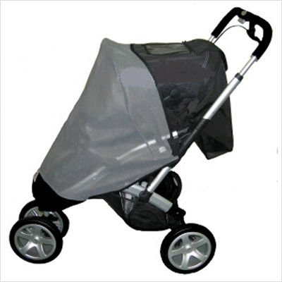 Silver Cross S4 Stroller Wrap Around Sun Cover - Stroller Not Included