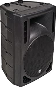gemini rs415usb 15 inch powered speaker with usb musical instruments. Black Bedroom Furniture Sets. Home Design Ideas