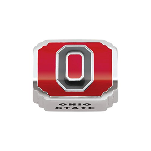 Persona Sterling Silver Ohio State University Bead Charm