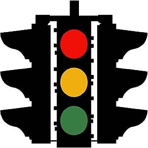 Amazon Com Street Signs Amp More Traffic Light Symbol
