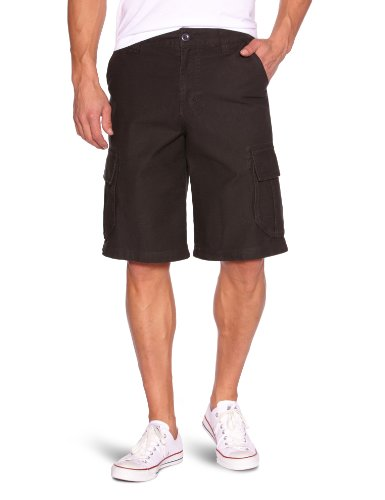 Quiksilver Back Country Cargo Men's Shorts Dark Grey W36IN