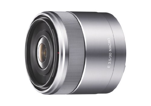Sony SEL30M35 E30mm F3.5 E-Mount Macro Lens