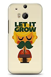 GeekCases Let It Grow Back Case for HTC One M8