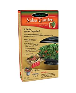 AeroGarden 0014-00Z Salsa Garden Seed Kit (Discontinued by Manufacturer)