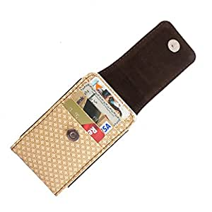 DooDa PU Leather Pouch Case Cover With Magnetic Closure For LG G Pro LITE (D686)