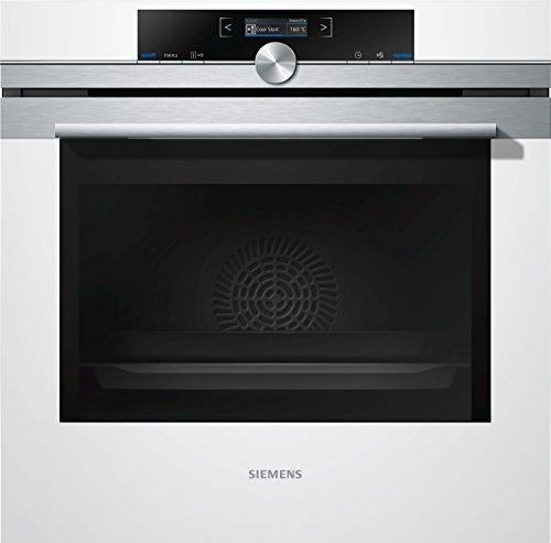 Siemens HB633GBW1J Oven White 60cm 71l A+
