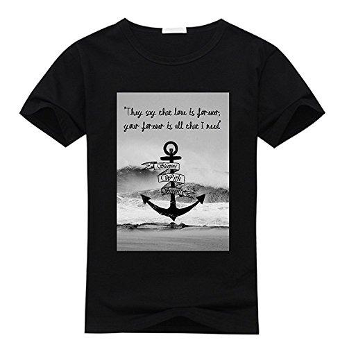 Custom Unisex Sleeping With Sirens Men's and Women's T-Shirt