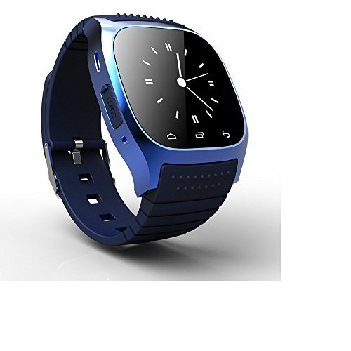 Egreentech New Design Bluetooth Smart Watch with Dial/Alarm/ Music Player / Pedometer Android