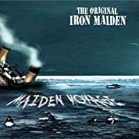 Iron Maiden - Maiden Voyage (2-LP) Import 2012 (COLORED VINYL)