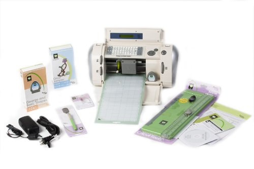 Cricut V1 Personal Electronic Cutting Machine 