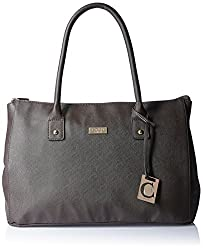 Cathy London Women's Handbag (Black, Cathy-196)