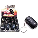 Electric Shock Gag Car Key Remote Trick Joke Prank Toy