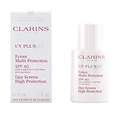 Clarins UV Plus HP Day Sun Screen High Protection SPF40 UVA/UVB Oil-Free, 1 Ounce