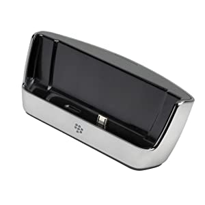 BlackBerry Desktop Charge,Sync Pod for BlackBerry Storm 9500 and 9530 (Not for 9550 and 9520)